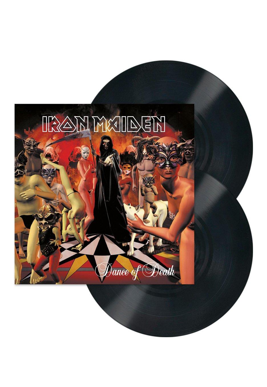 Iron Maiden - Dance Of Death - Vinyl