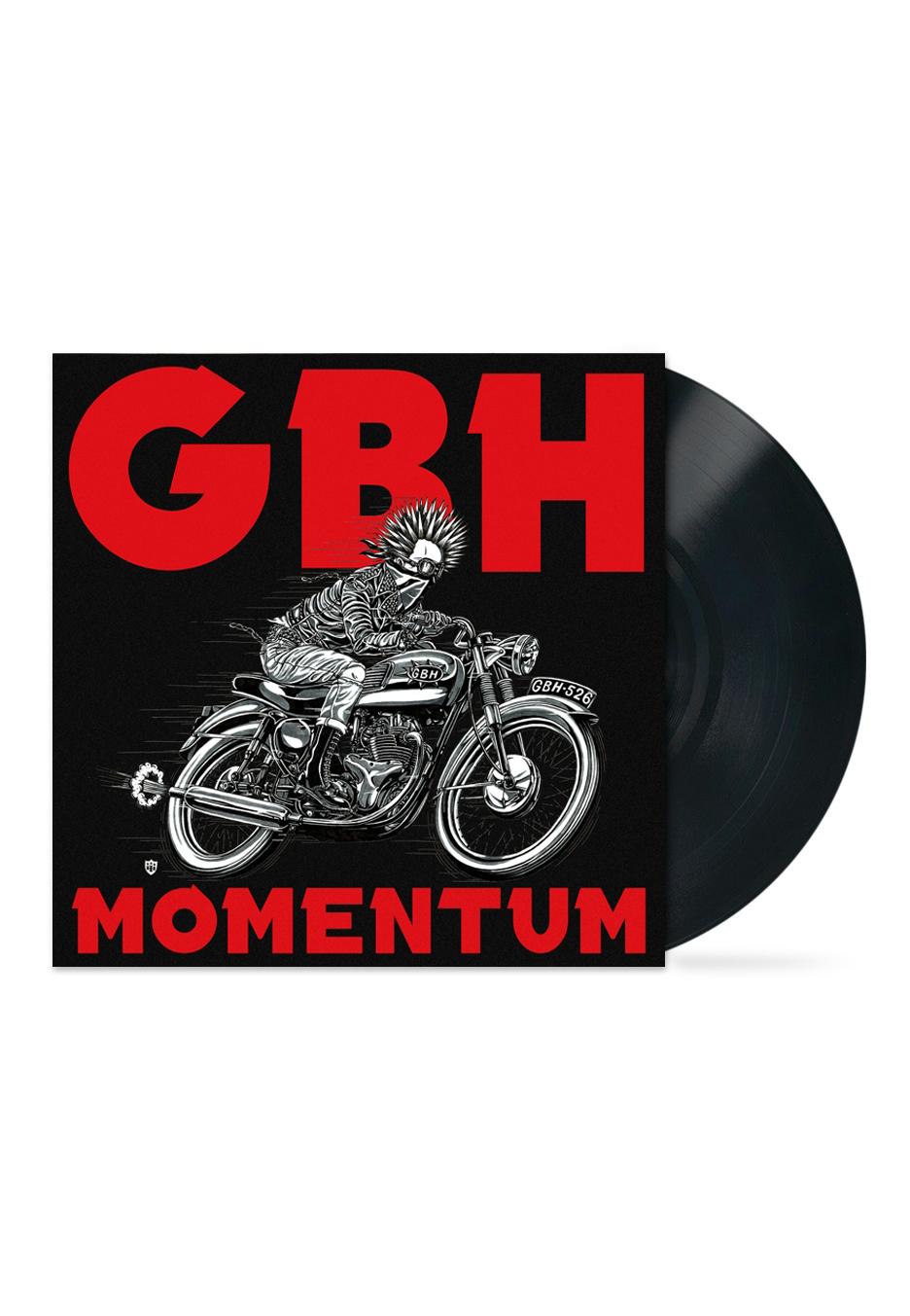 GBH - Momentum - Vinyl