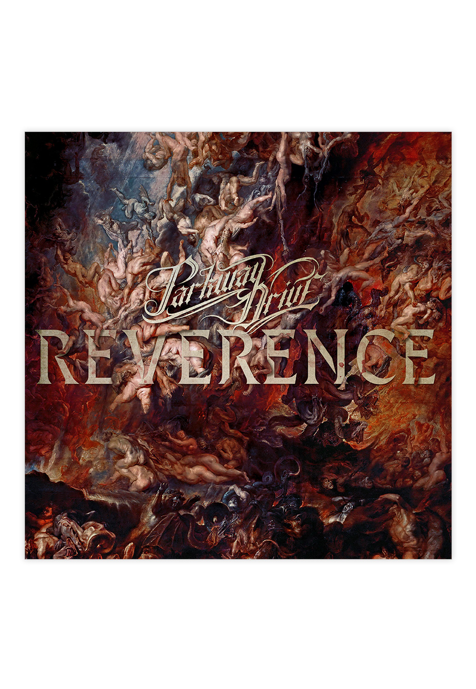 Parkway Drive Reverence Cd Cds Vinyl And Dvds Of