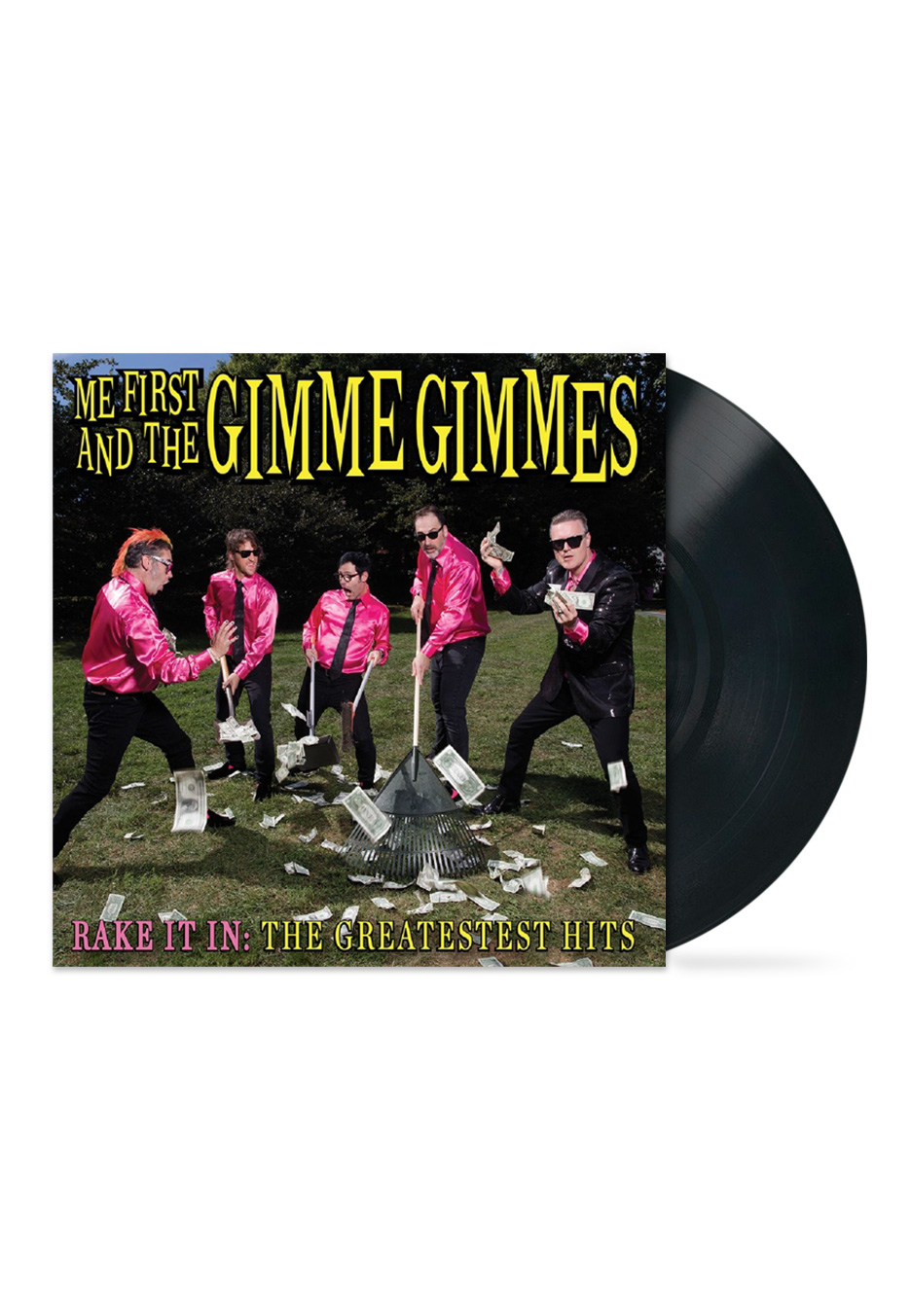 Me First And The Gimme Gimmes - Rake It In: Gre...