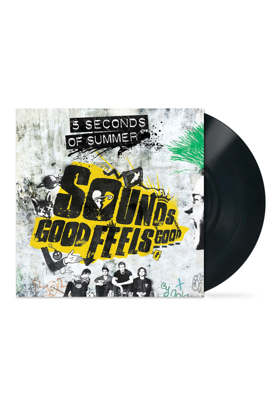 5 Seconds Of Summer - Sounds Good Feels Good - ...