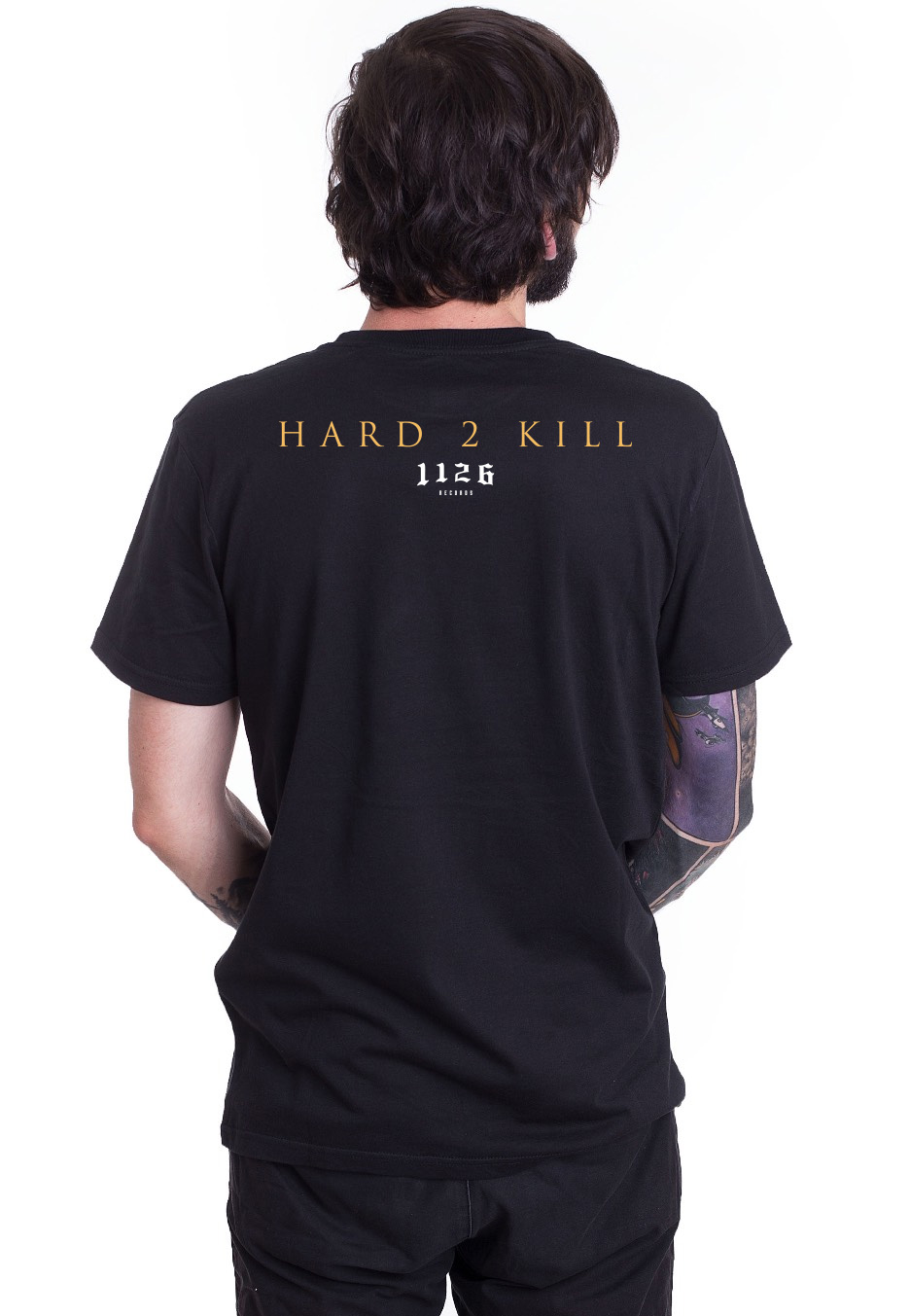 I Am Hard 2 Kill Special Pack T Shirt Official Metalcore