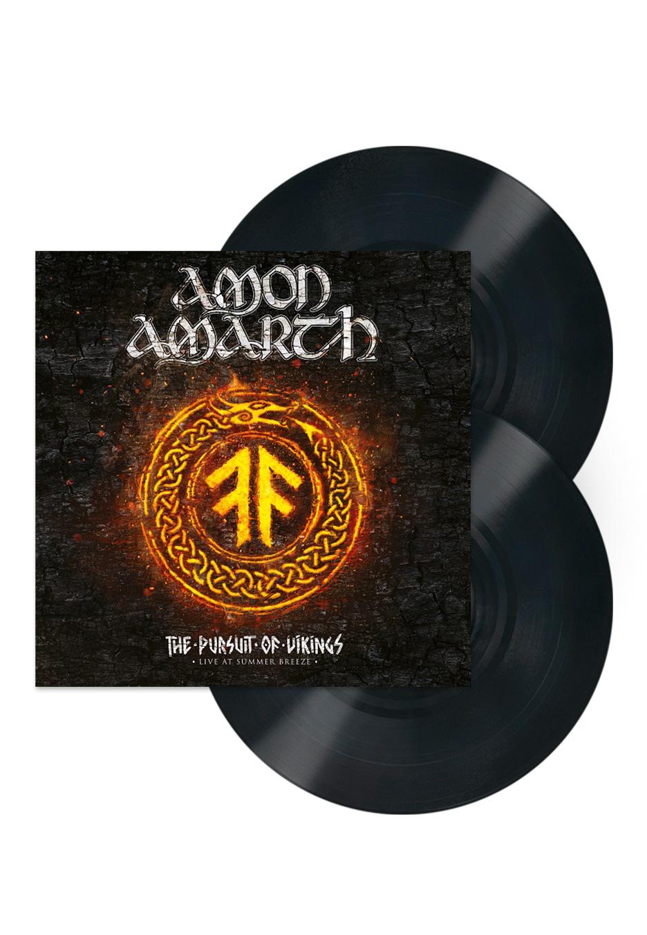 Amon Amarth - The Pursuit Of Vikings: 25 Years ...