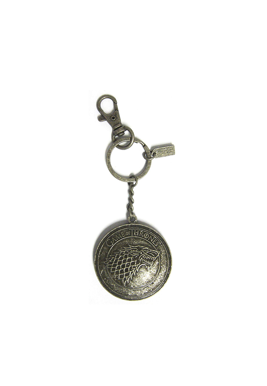 Game Of Thrones Lannister Shield Key Ring One Size