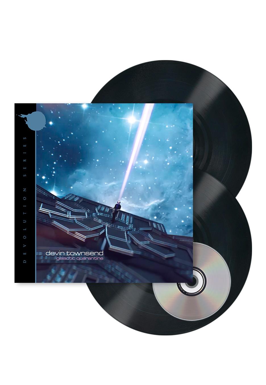 Devin Townsend - Devolution Series #2 - Galactic Quarantine - Vinyl
