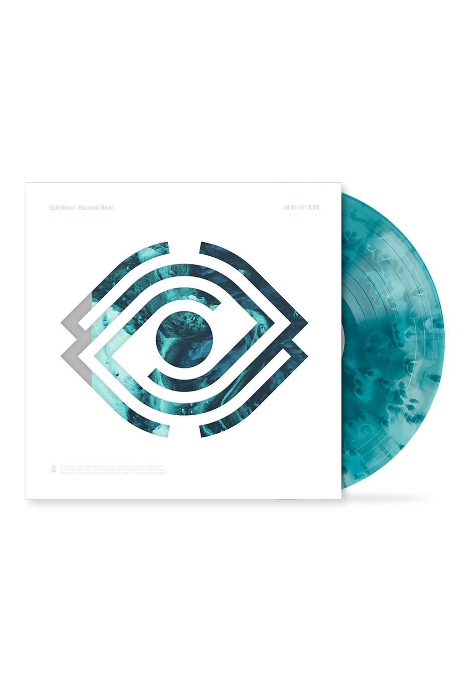 Spiritbox - Eternal Blue Blue Cloud - Colored LP