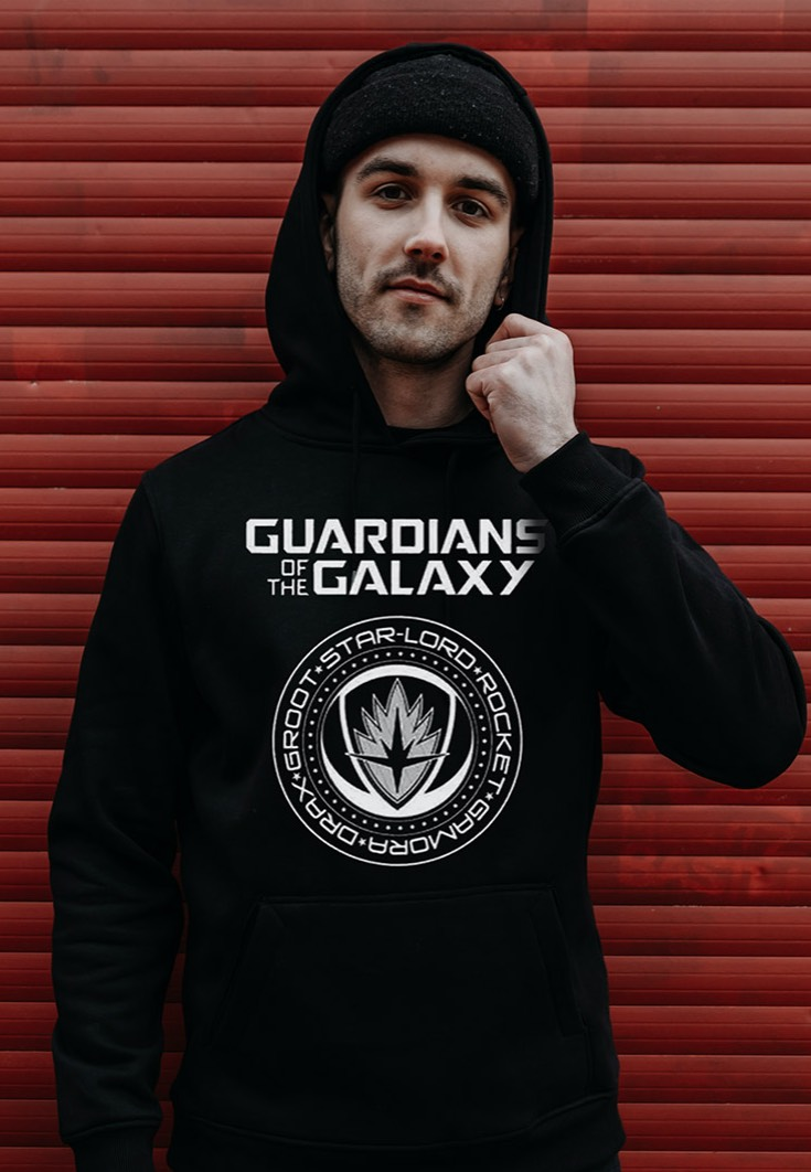 Guardians Of The Galaxy - Seal - Hoodies