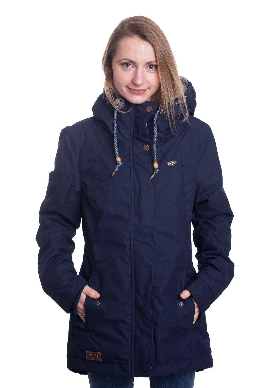 Jacken - Ragwear Monade Navy Jacken  - Onlineshop IMPERICON