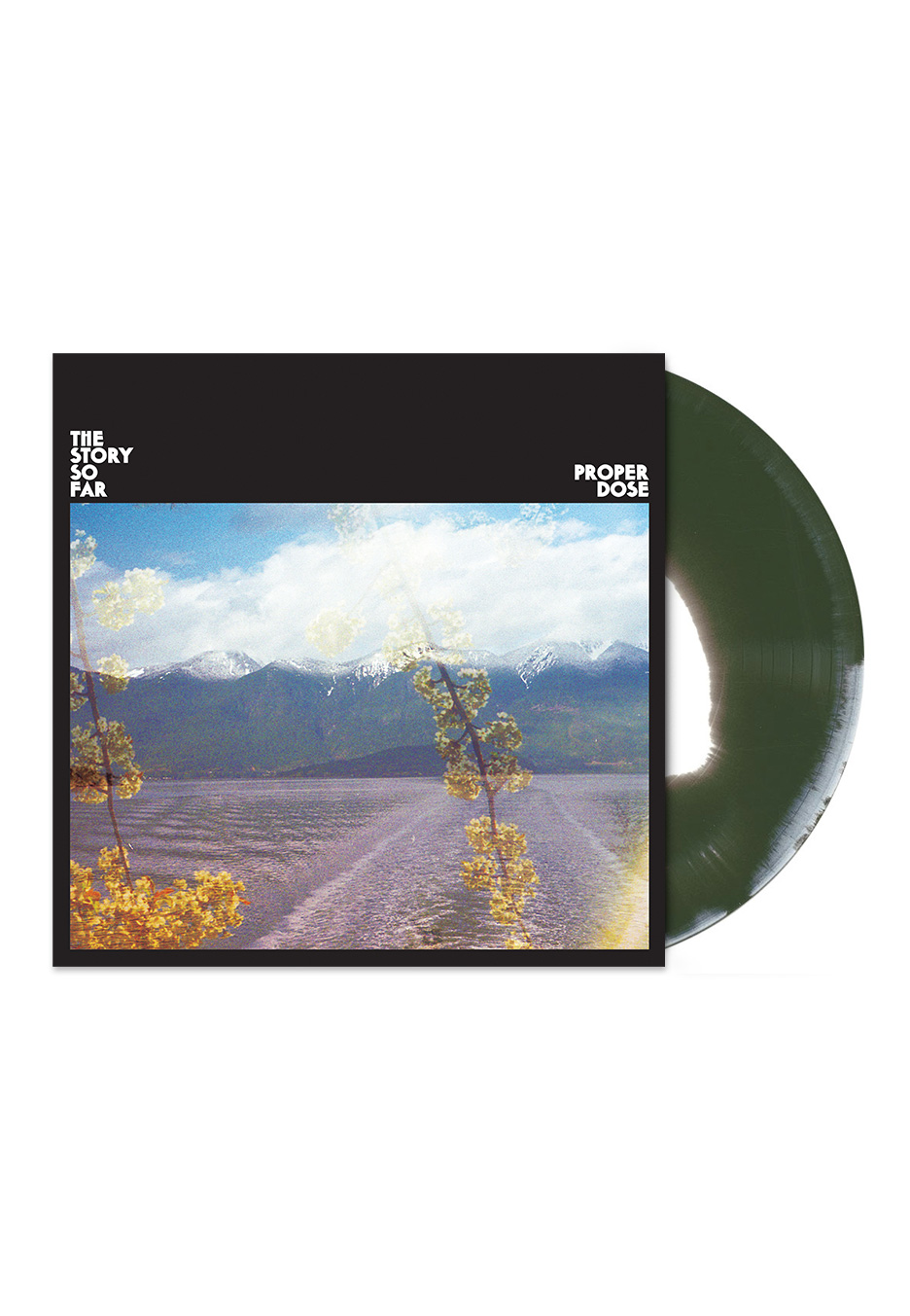 the story so far proper dose white olive colored lp official