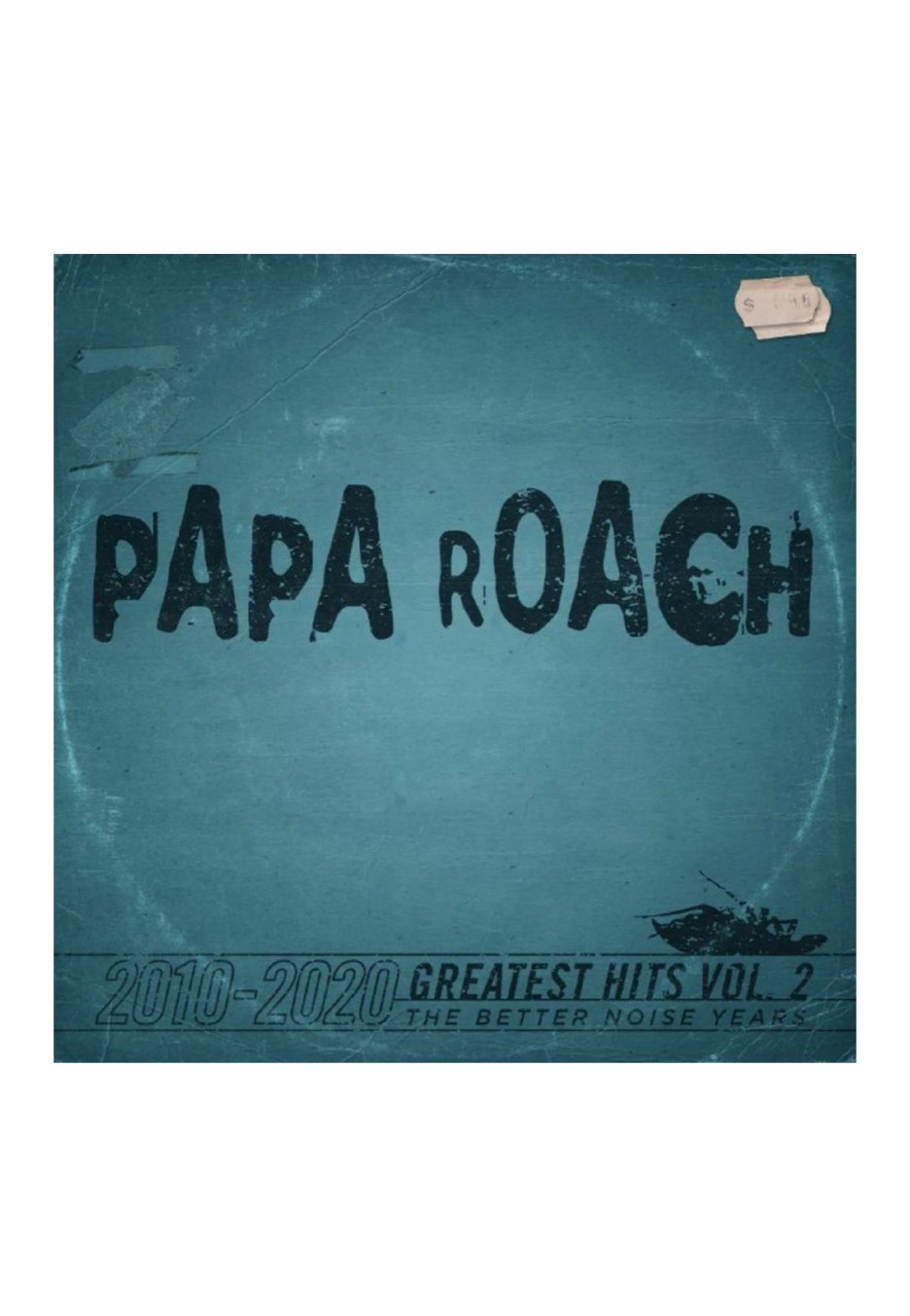 Papa Roach - Greatest Hits Vol.2 The Better Noise Years - CD