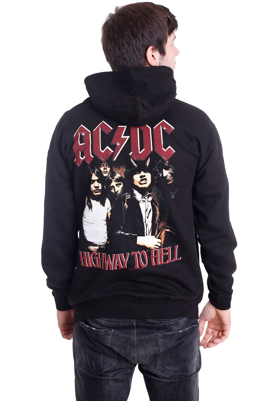 AC/DC - Highway To Hell - Zipper - Official Hard Rock ...