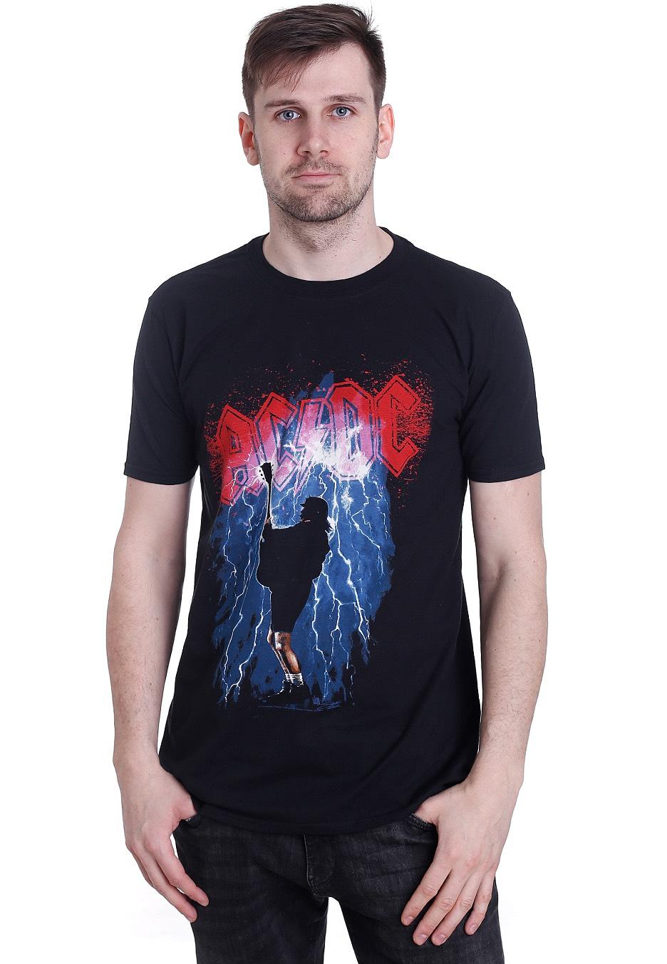 cd42ff0528 AC DC - Thunderstruck - T-Shirt - Official Hard Rock Merchandise Shop -  Impericon.com Worldwide