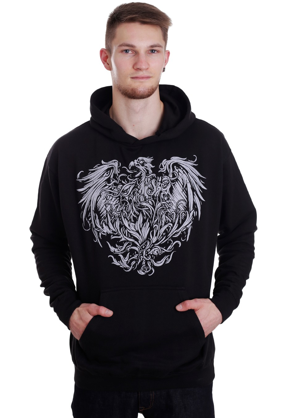 A Day To Remember - Golden Eagle - Hoodie - Offizieller ... A Day To Remember Golden Eagle