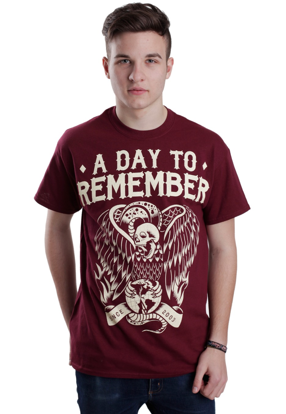 a day to remember I remember lyrics by a day to remember: i'd never wish any of this on anyone or anything / aw come on, you gotta try and look at things.