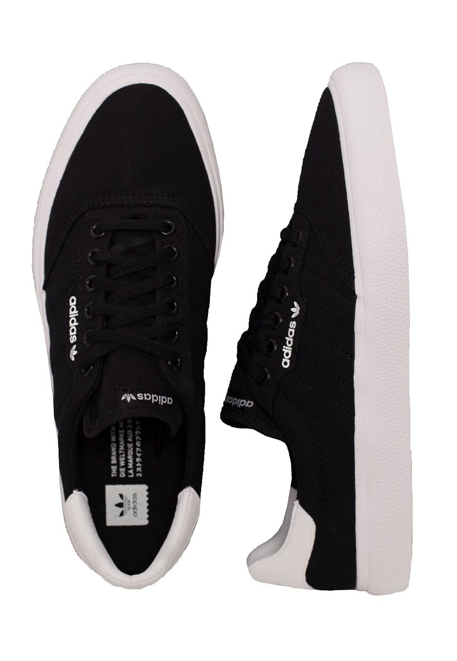 Adidas - 3MC Core Black/Core Black/Ftwr