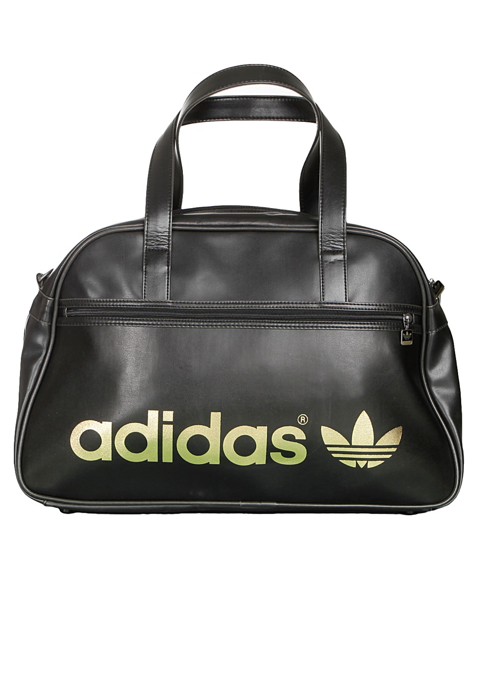 74c88d5b54e Adidas - AC Holdall Black/Metallic Gold - Bag - Streetwear Shop -  Impericon.com Worldwide