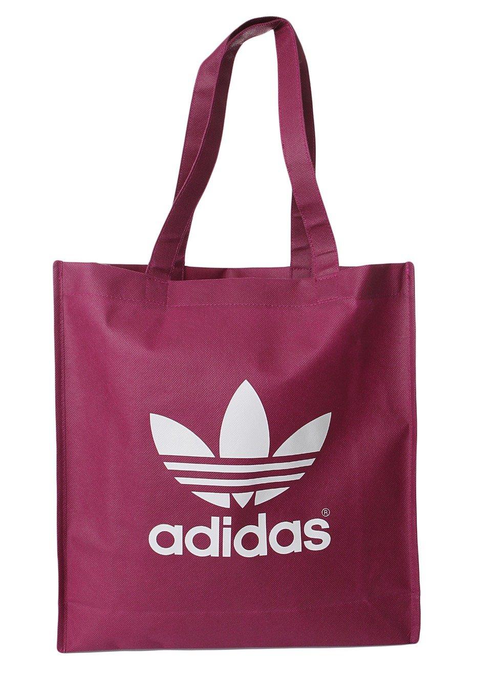 b2eac0e7550a3 Adidas - AC Trefoil Shopper Powerpink White - Bag - Streetwear Shop -  Impericon.com Worldwide