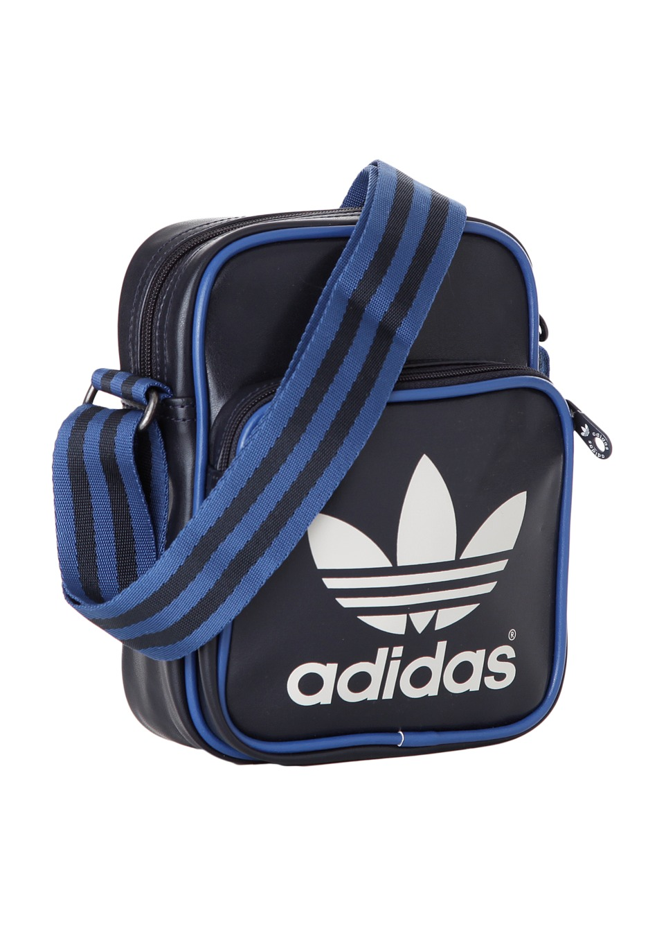Adidas - Adicolor Mini Legend Ink True Blue - Bag - Streetwear Shop -  Impericon.com UK 26b6166db0481