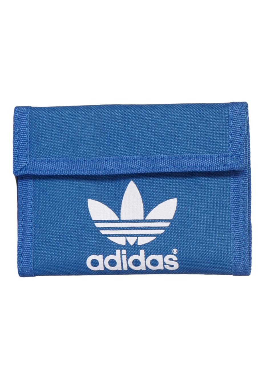 Adidas - Adicolor Prime Blue/White - Wallet - Streetwear