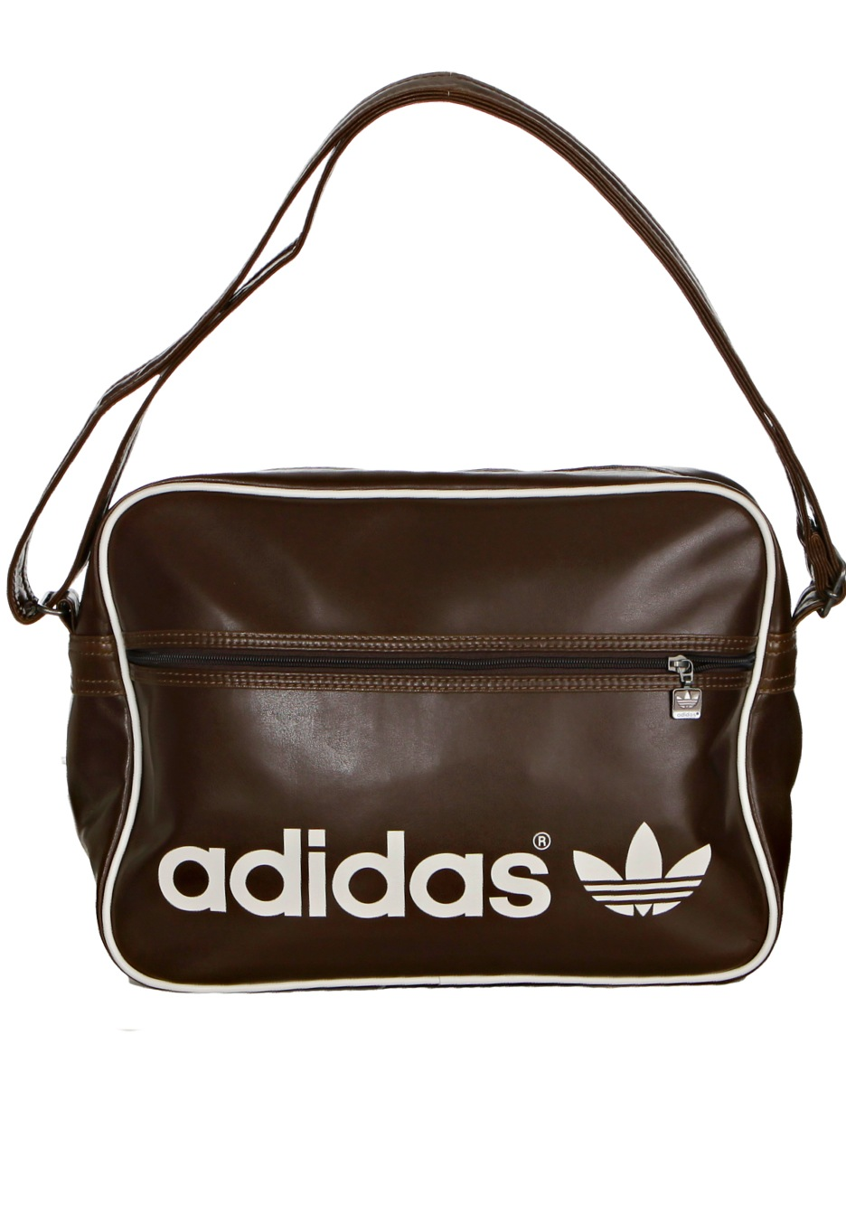 37aa0faa49 Adidas - Airline Brown Spice Running White - Bag - Streetwear Shop -  Impericon.com UK