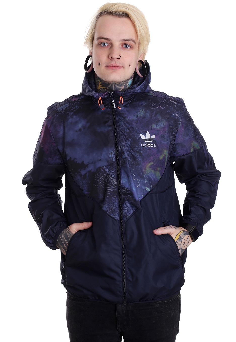 Adidas - Colorado WB Run Legend Ink - Bunda - Streetwear obchod -  Impericon.com CZ SK c3613545ffe