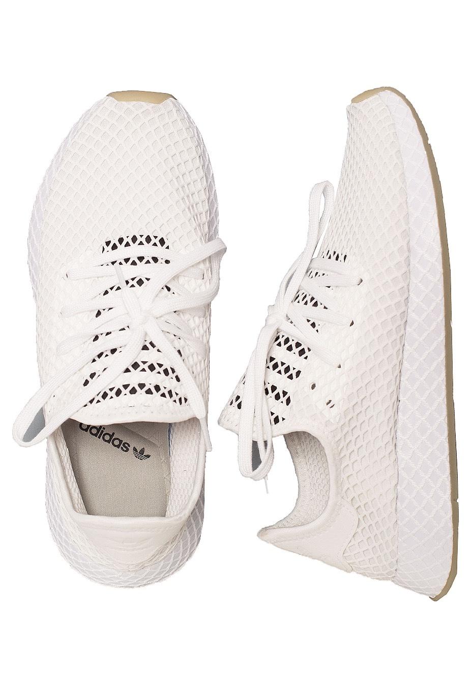 Adidas Deerupt Runner (whitecore blacksesame) | Schuhe