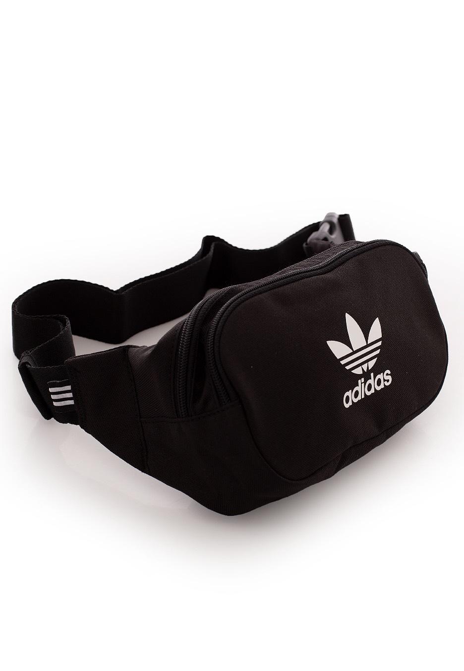 Adidas - Essential Black - Hip Bag - Streetwear Shop - Impericon.com AU 5f5346483f2c5