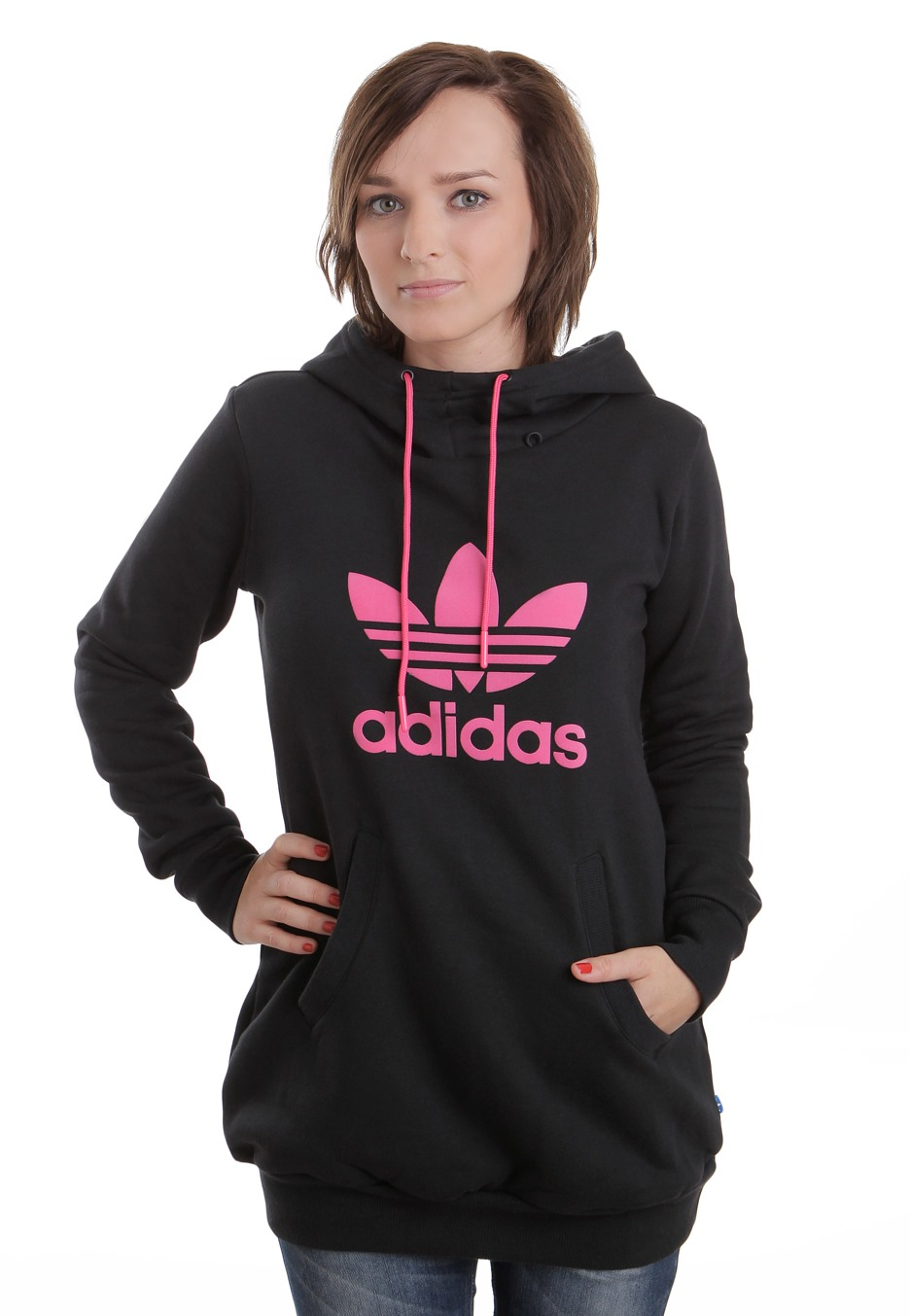 Adidas hoodie girls for Adidas hardcourt waxy crafted