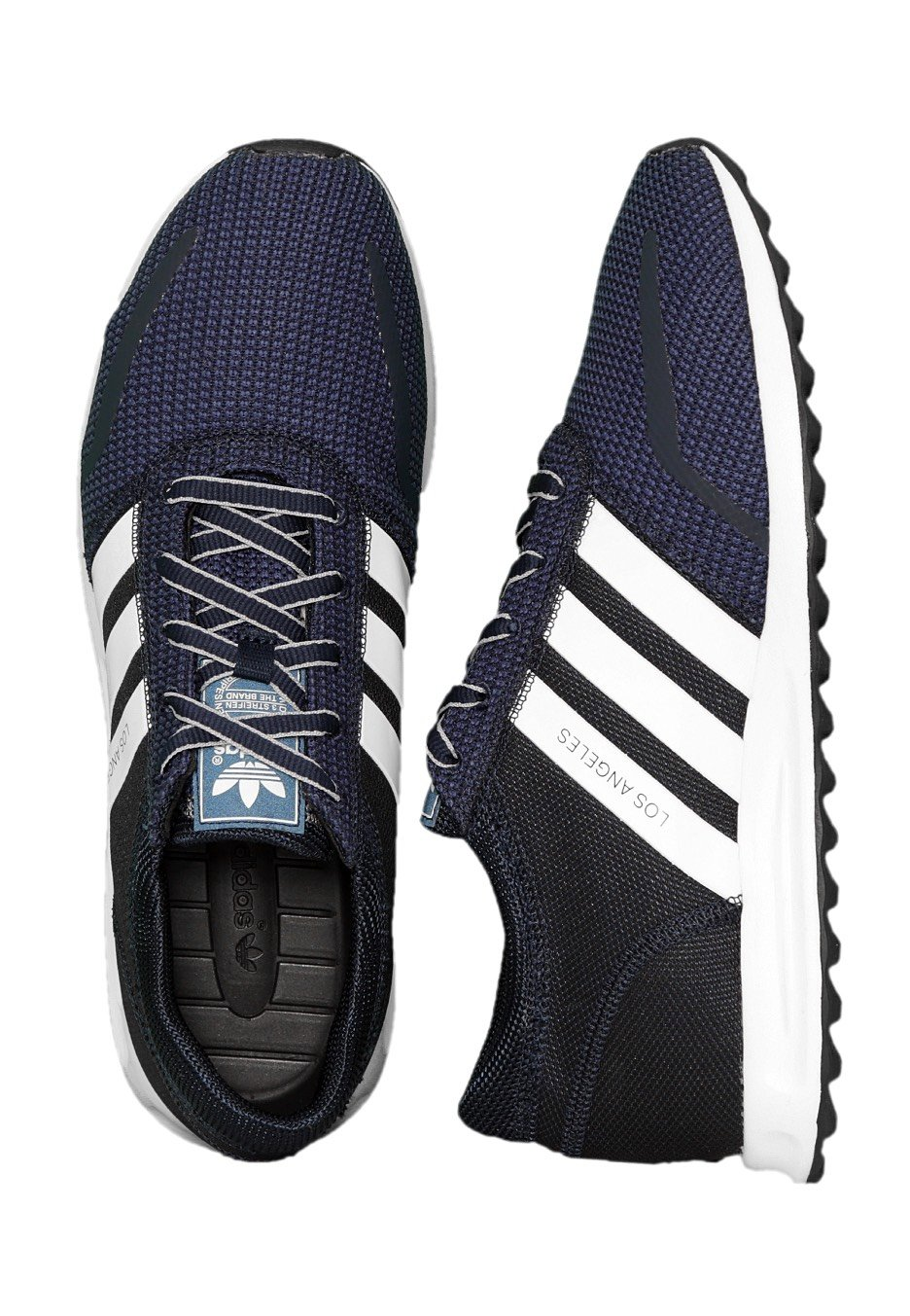 Angeles Whitegranite Los Navyoff Collegiate Schuhe Adidas q5w0S7