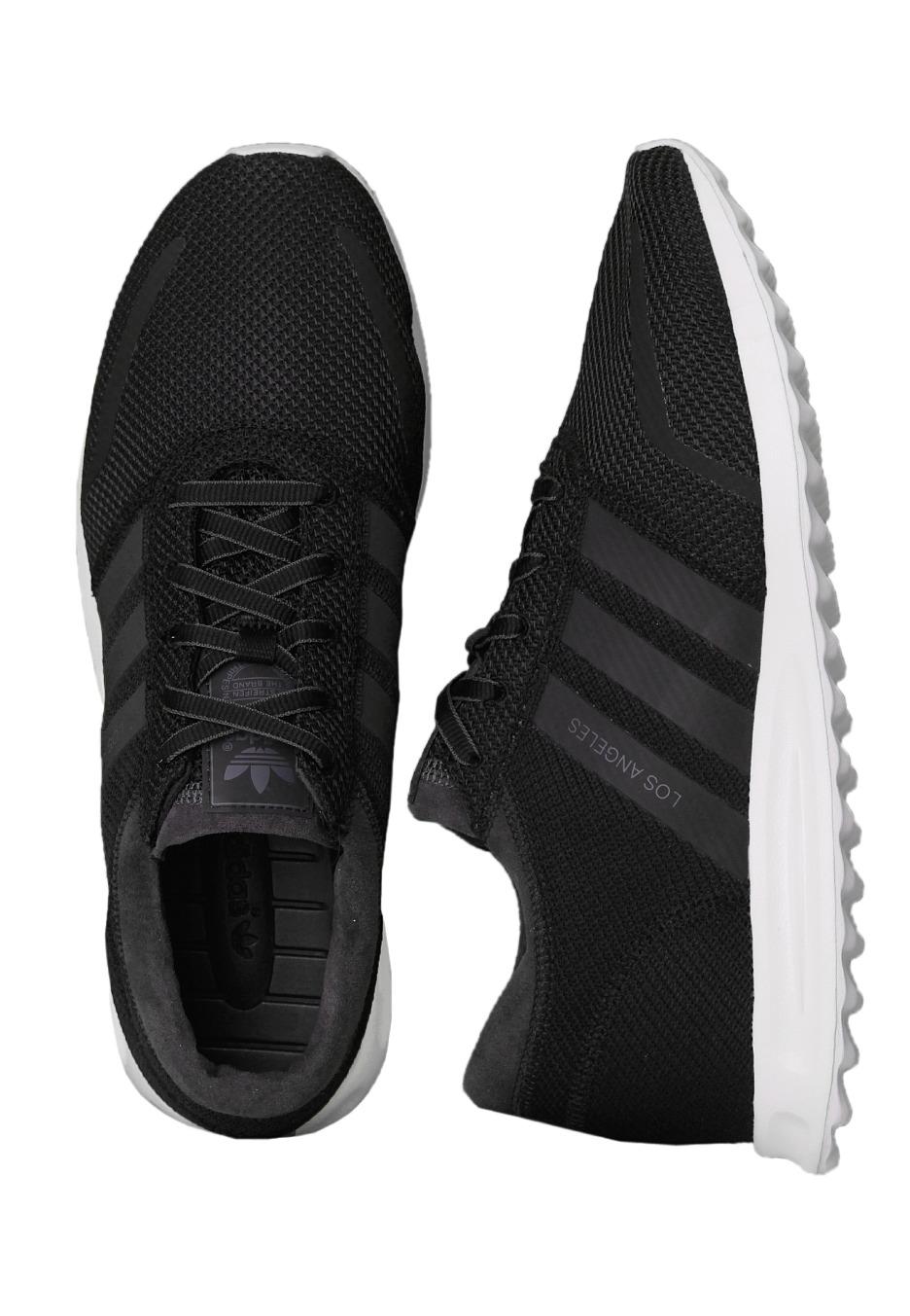 pas mal 7da3f 5d47f Adidas - Los Angeles Core Black/Core Black/Ftwr White - Shoes