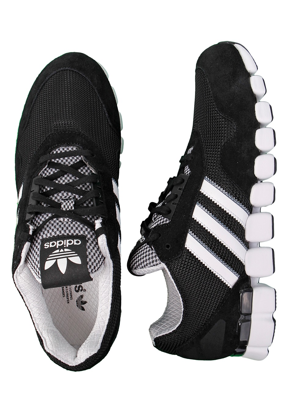dcdecfc6514ea3 Adidas - Mega Torsion Flex Easy Black White - Shoes - Impericon.com  Worldwide