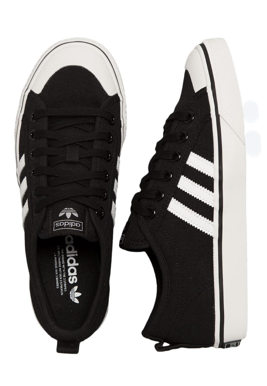 Adidas Core Nizza Blackftwr White Girl Schuhe Whitecrystal qUMVpSz