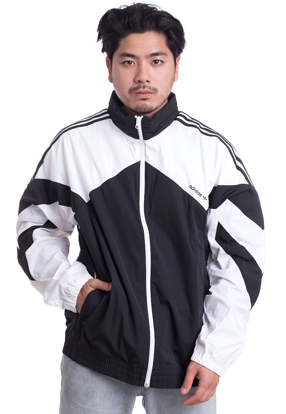 Adidas - Palmeston Black/White - Windbreaker