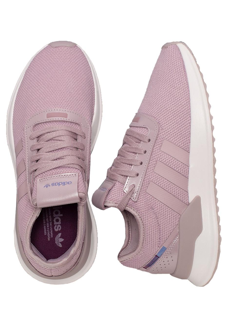 Adidas - U_Path X W Soft Vision/FTWR White - Girl Shoes ...