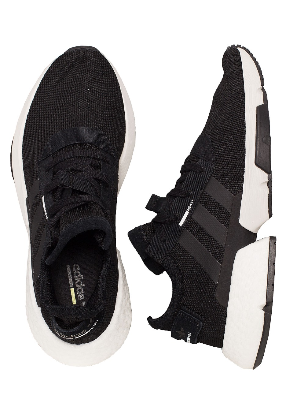 b8616de8a845 Adidas - POD-S3.1 Core Black Core Black Ftwr White - Shoes - Impericon.com  AU