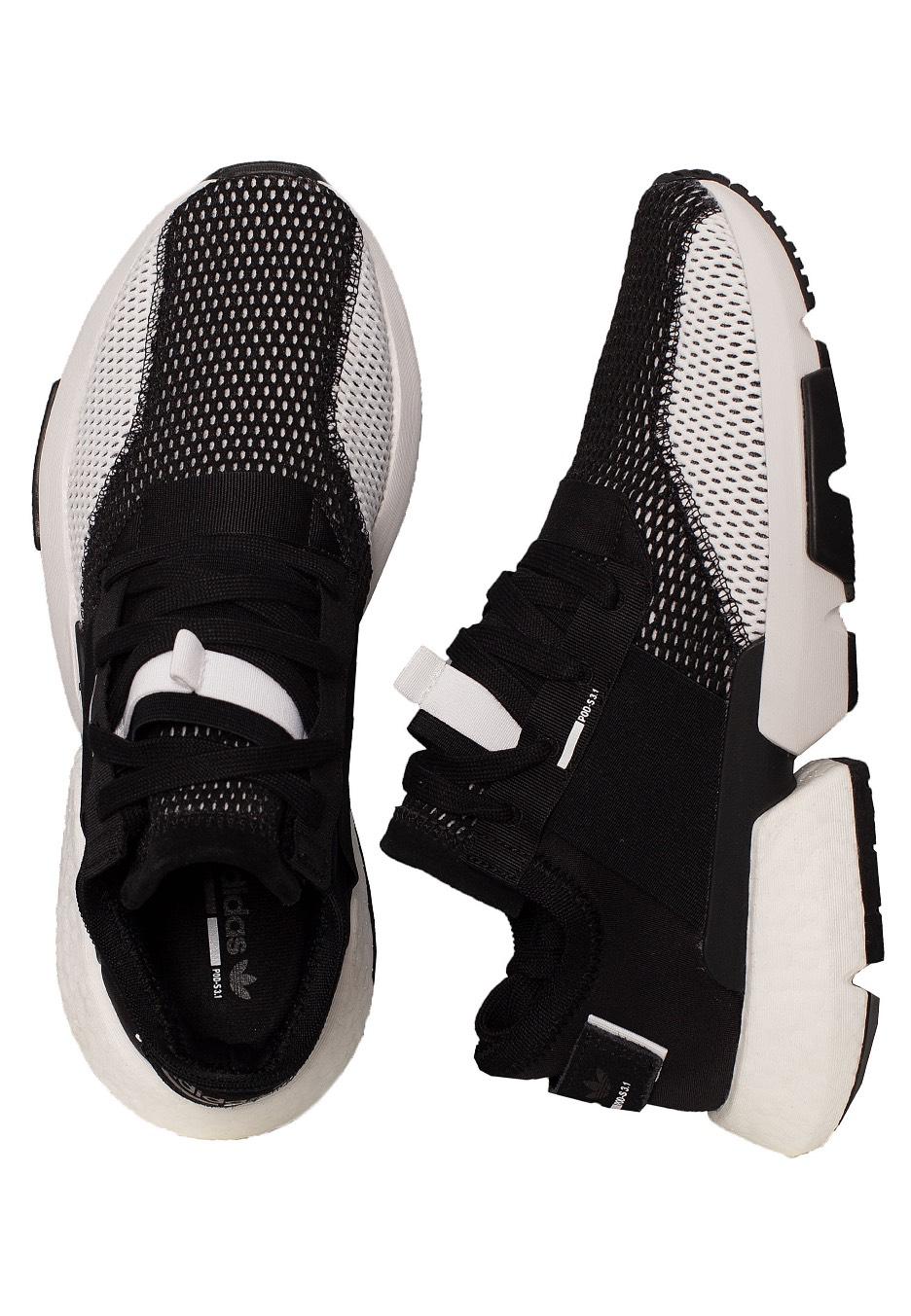 adidas POD S3.1 Ftw White Ftw White Core Black | Footshop