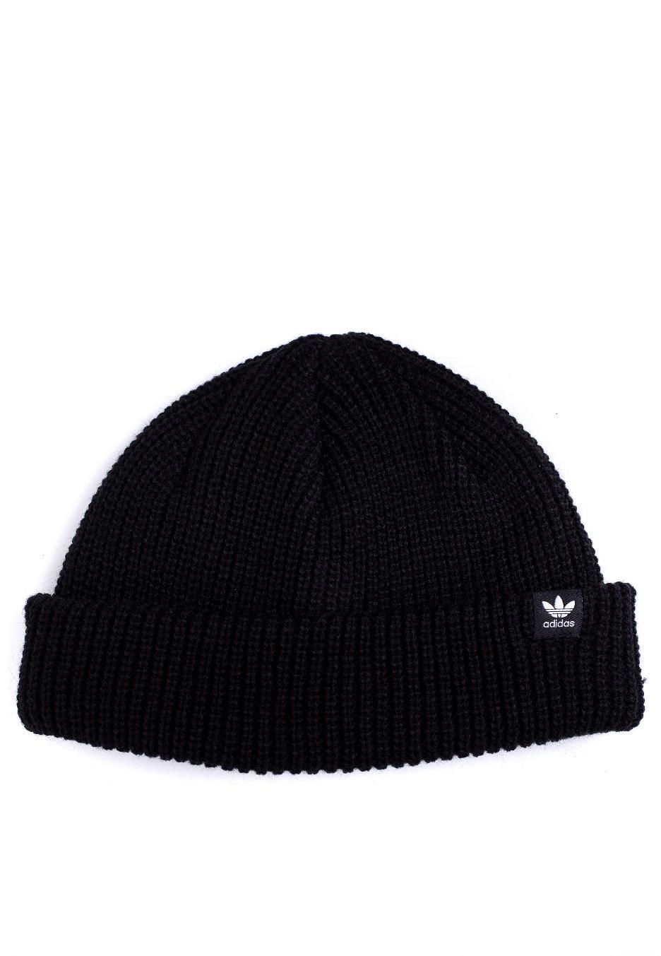 Adidas - Short Black - Beanie - Streetwear Shop - Impericon.com US f252beeeb93