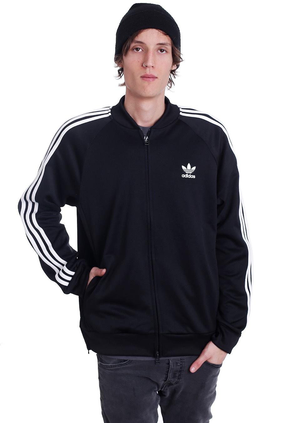 92db343df5e5 Adidas - SST Relax Black White - Track Jacket - Streetwear Shop -  Impericon.com Worldwide