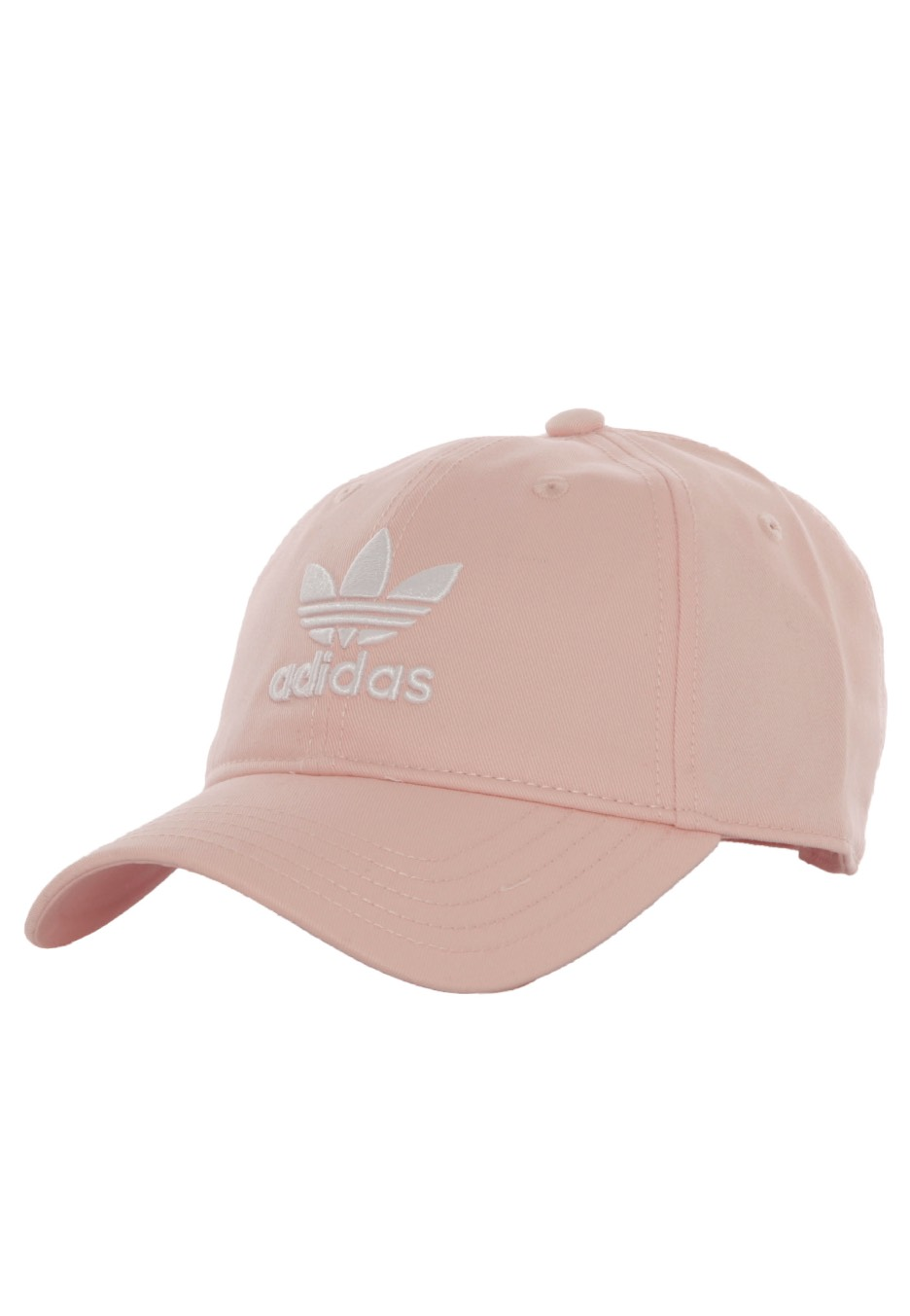 Adidas - Trefoil Blush Pink - Cap - Streetwear Shop - Impericon.com  Worldwide b1f17251e1d