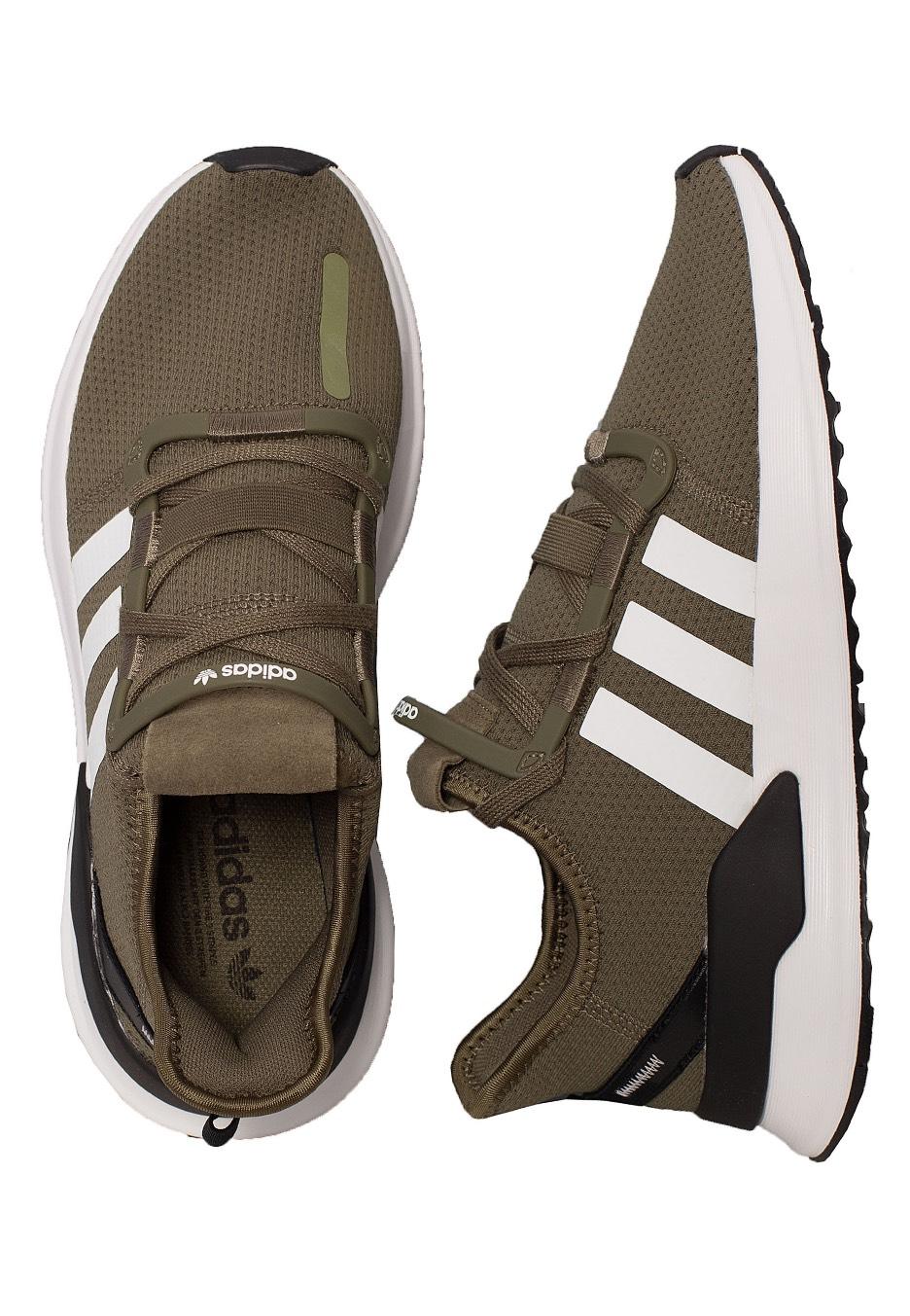 Adidas U_Path Run KhakiFtw WhiteCore Black Shoes