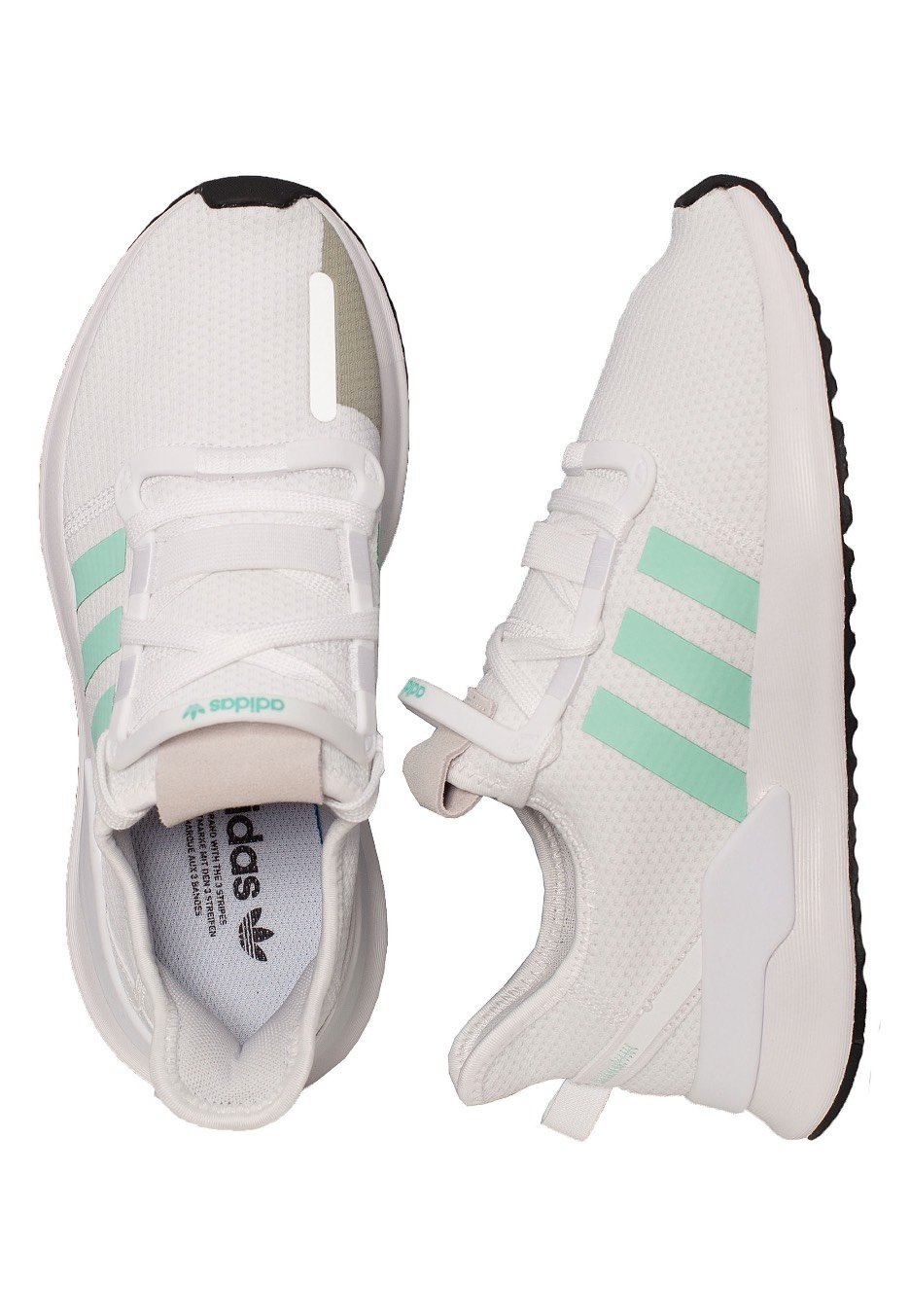 Schuhe Run Whiteclemincore Adidas Black Girl U W path Ftw PuTOkZXi