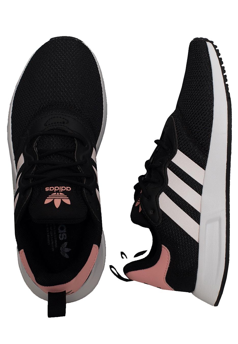 silencio paracaídas Acusador  Adidas - X/PLR S W Core Black/GLOPNK/FTW White - Girl Shoes ...