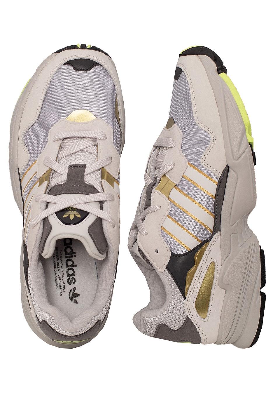 Adidas - Yung-96 Silver Metallic/Grey