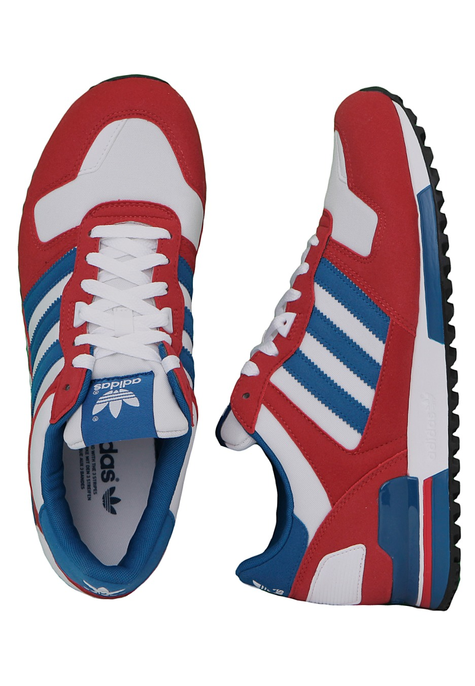 Reddark 700 Adidas Shoes Impericon Whiteuniversity Zx Royal 3Lq5cR4Aj