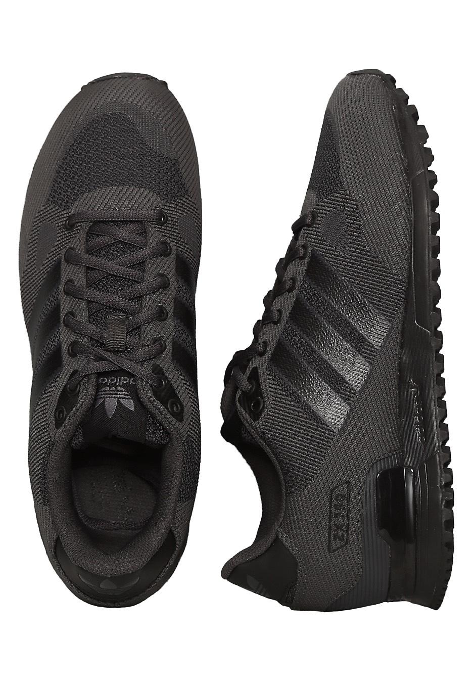 Adidas ZX 750 WV Core BlackCore BlackDark Grey Schuhe
