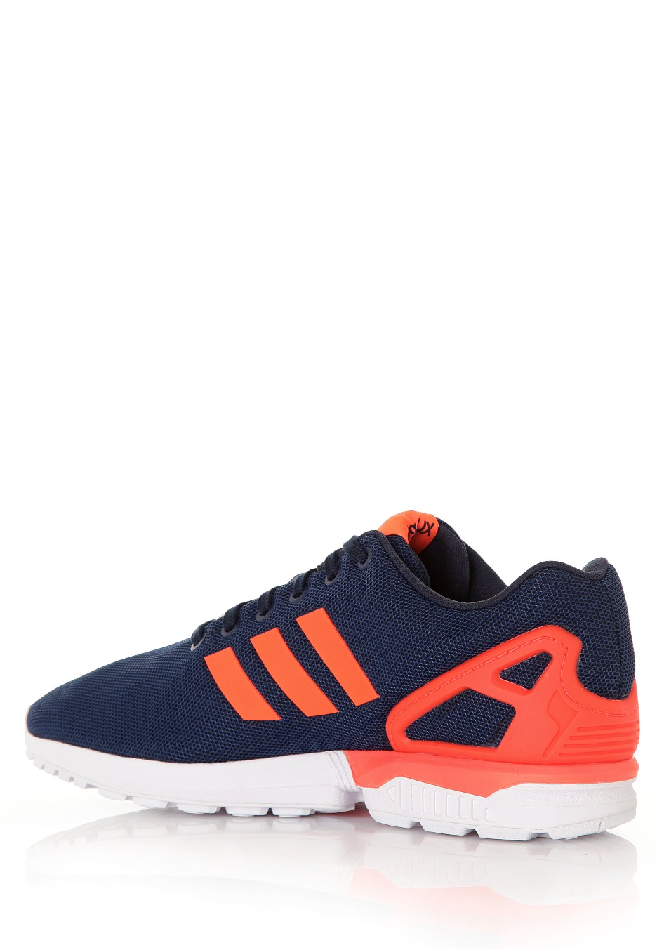wholesale dealer 67bfd 38005 ... top quality click esc to close the window. adidas zx flux new navy  infrared running