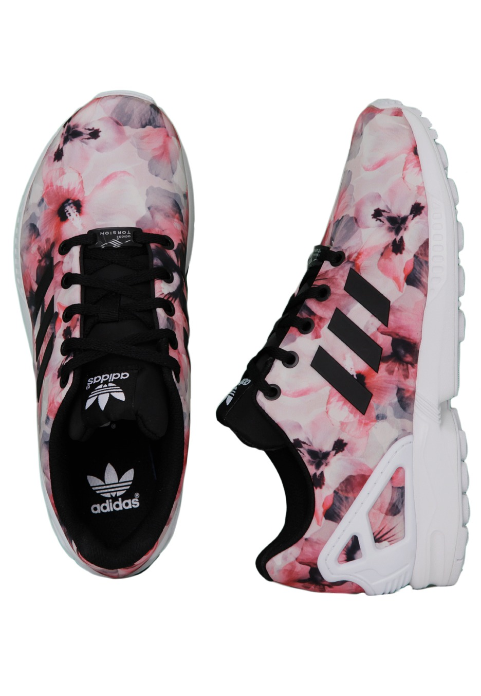 6defdb273 ... trainers 7109f ea504  free shipping adidas zx flux k core black core  black ftwr white girl shoes 4aad9 13721