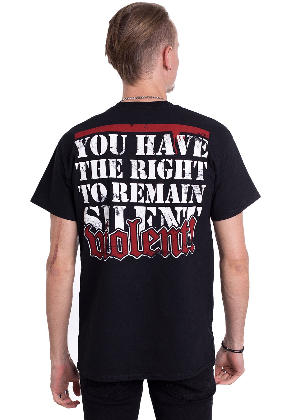 Fuck the police t shirt images 5