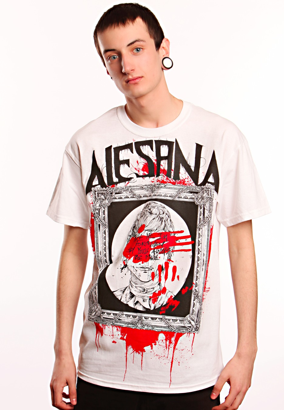 Alesana hoodie
