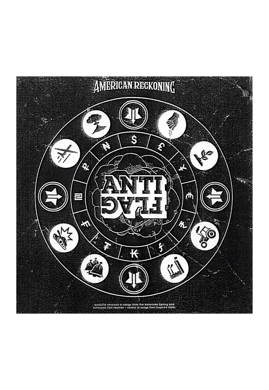 Anti Flag - American Reckoning - CD